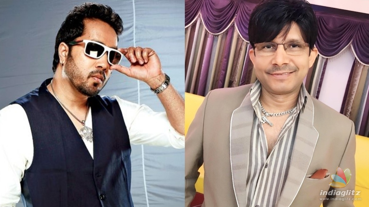 Mika Singh takes fight with KRK to next level
