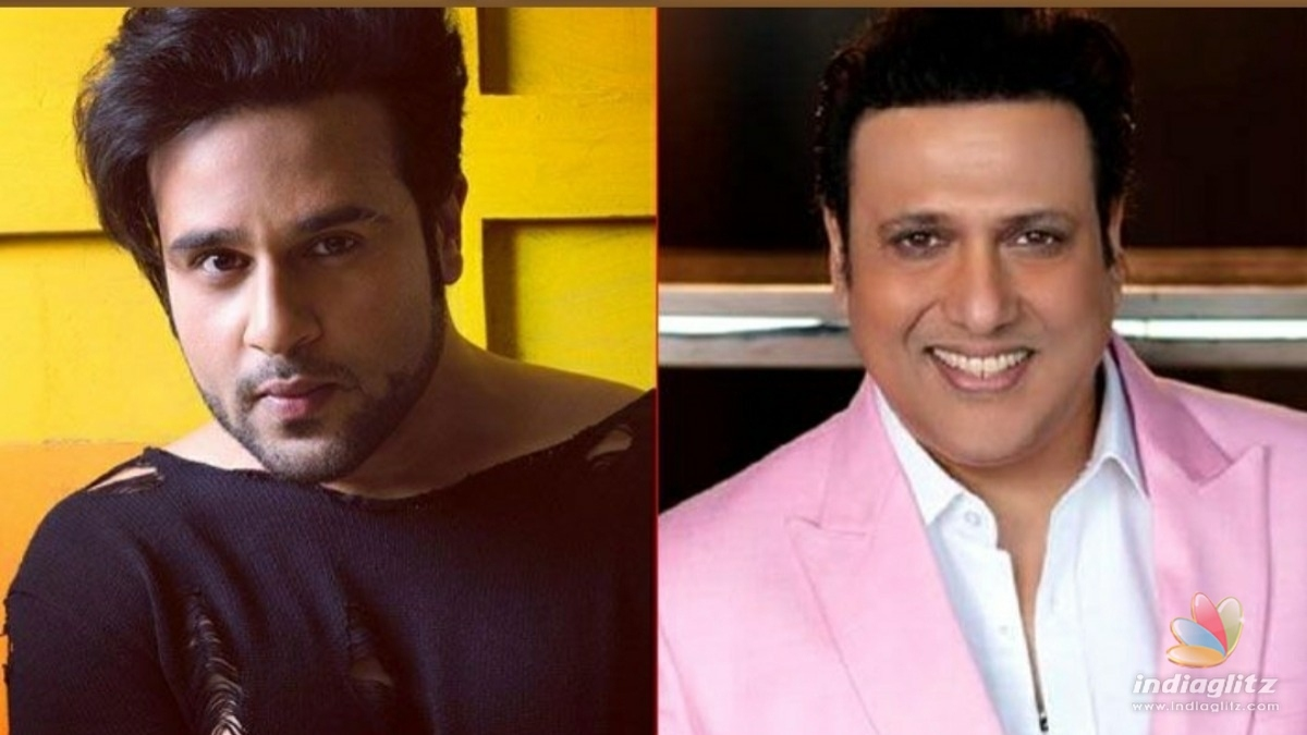 Krushna Abhishek shares the real reason of tension between him and Govinda