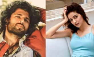 Here's the update about the filming of Ananya Pandey and Vijay Deverakonda's 'Liger'