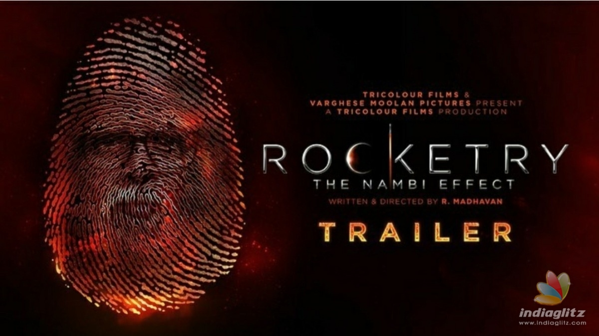 Check out the riveting trailer of R Madhavans Rocketry