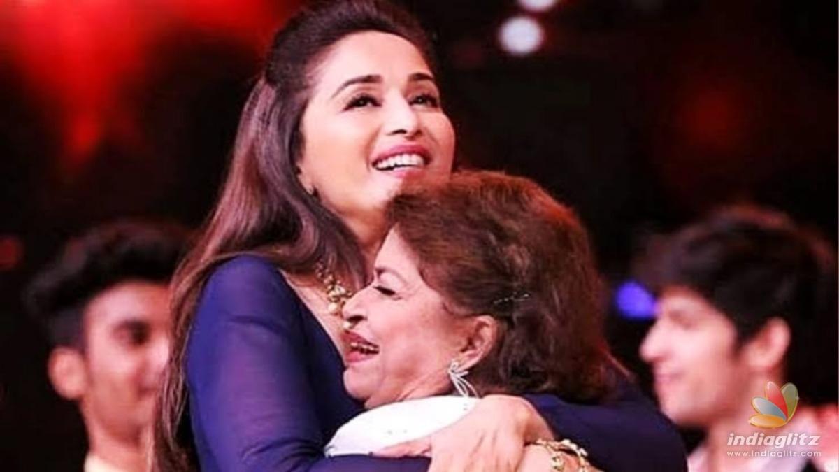 Madhuri Dixit to be involved in the Saroj Khan biopic