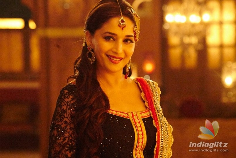 'Begum Of Hearts', Madhuri Dixit As Bahaar In 'Kalank'