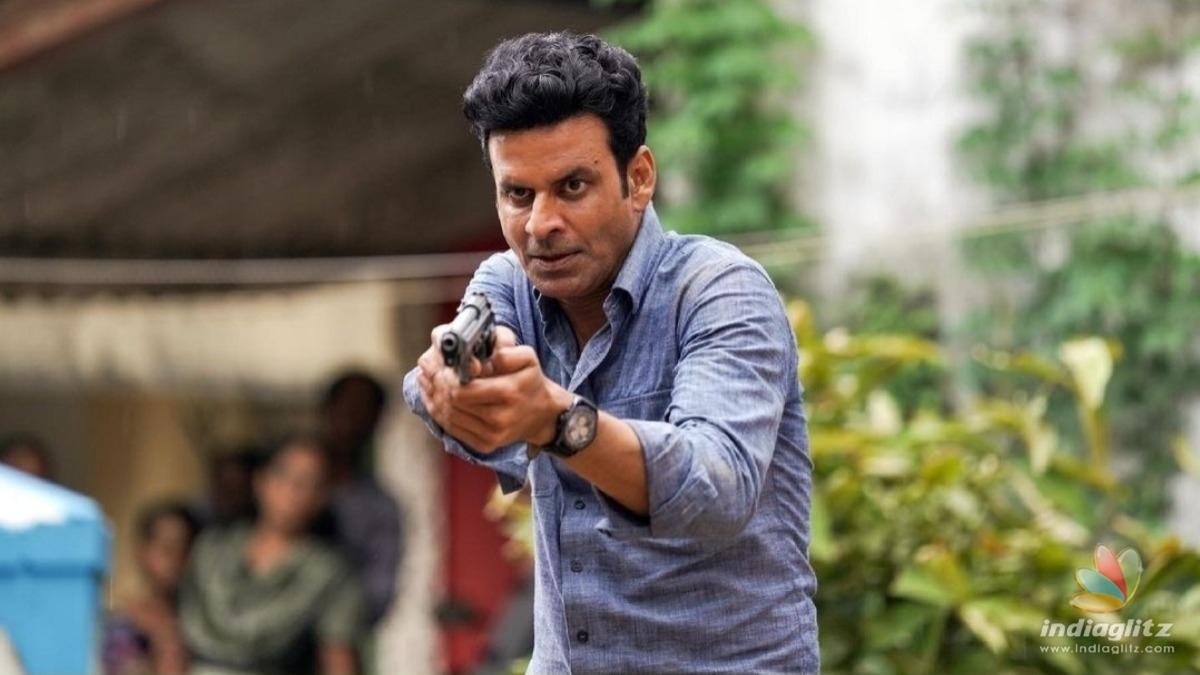 The Family Man season 2 wasnt easy for Manoj Baypayee