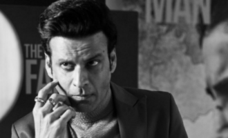 Manoj Bajpayee teases the trailer release of The Family Man in this hilarious post