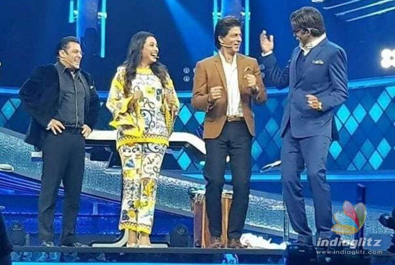 Dus Ka Dum 3s FINALE will be a BLOCKBUSTER - Salman Khan, Shah Rukh Khan And Rani Mukerji Proves It!