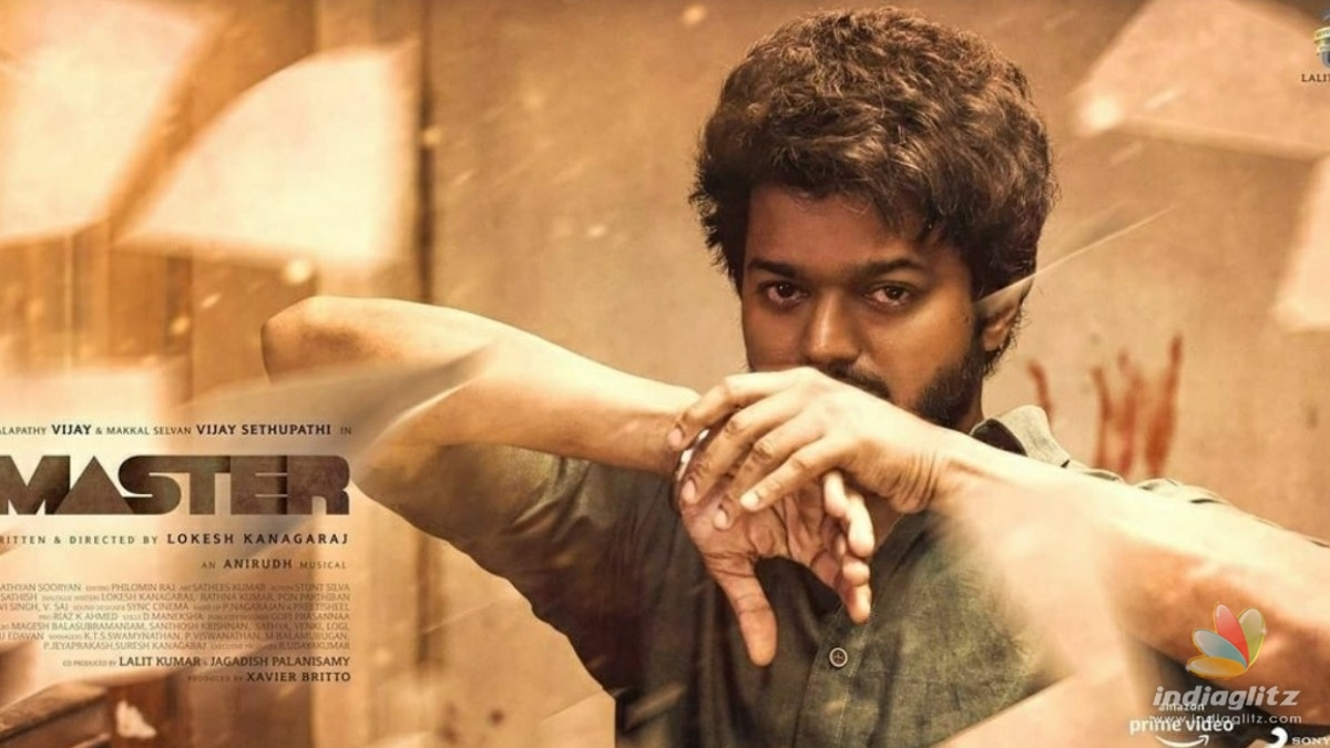 Check out the Amazon Prime release date of Thalapathy Vijay starrer Master