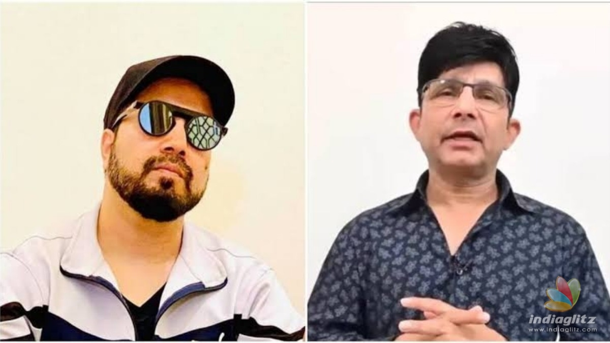KRK announces a diss track for Mika Singh