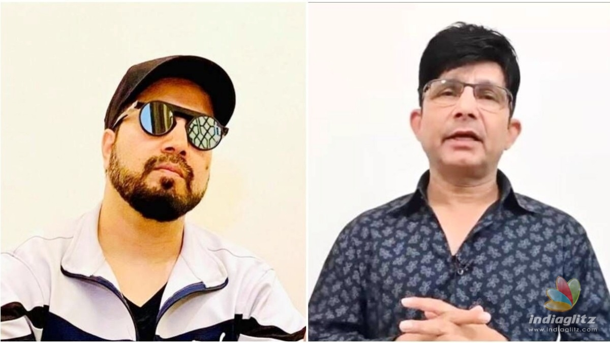 KRK reacts to Mika Singhs diss track
