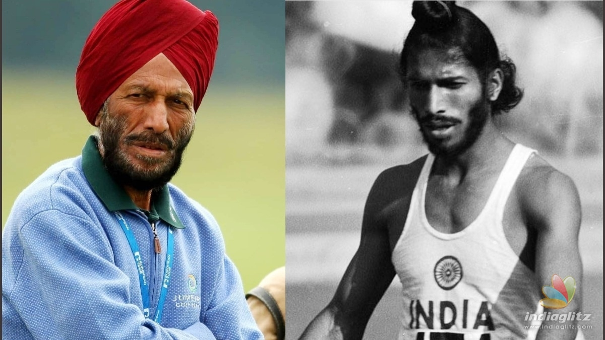 Farhan Akhtar remembers late Milkha Singh