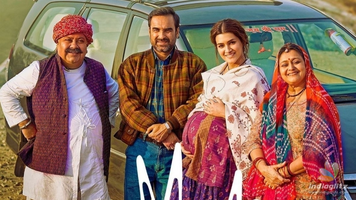 Check out the trailer of Kriti Sanons Mimi