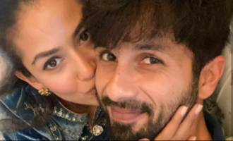 Mira Rajput's adorable birthday wishes for Shahid