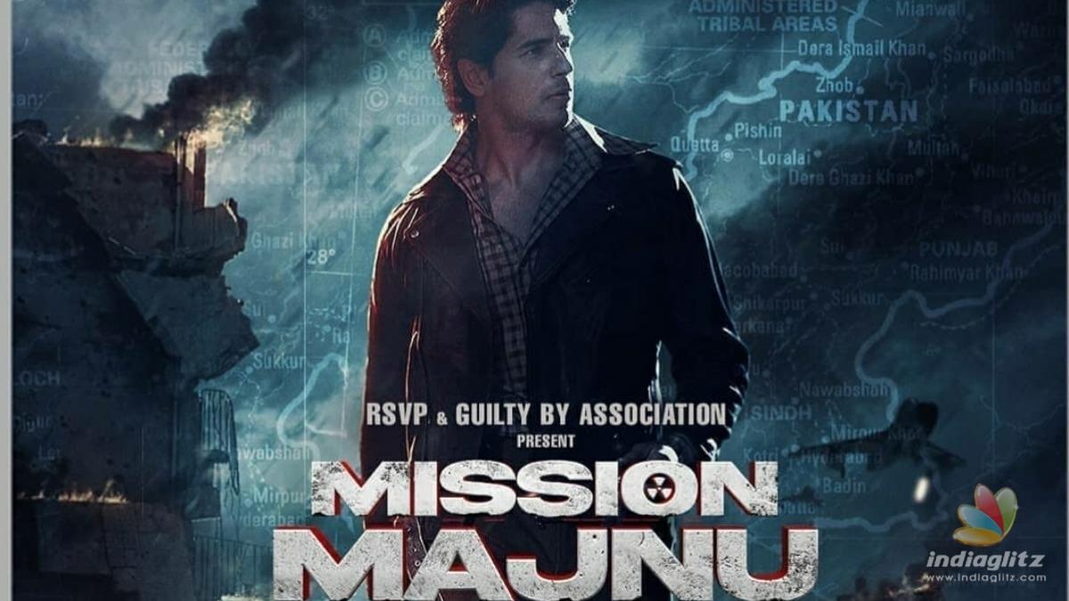 Heres an update on Siddharth Malhotras Mission Majnu