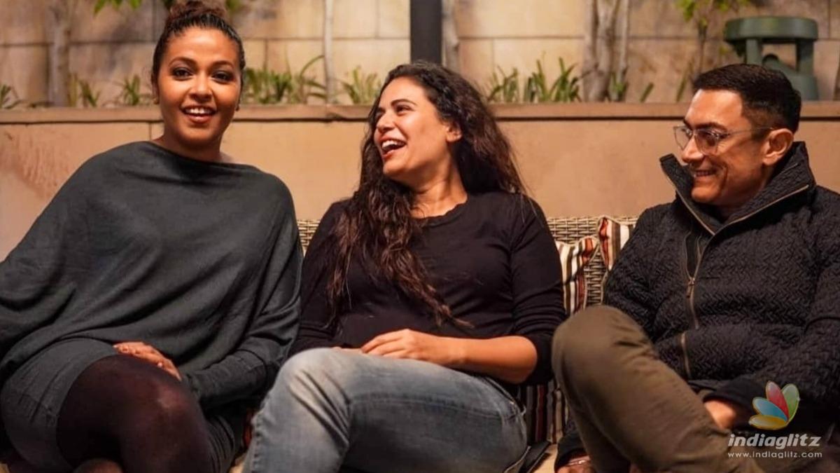Mona Singh opens up about working alongside Aamir Khan