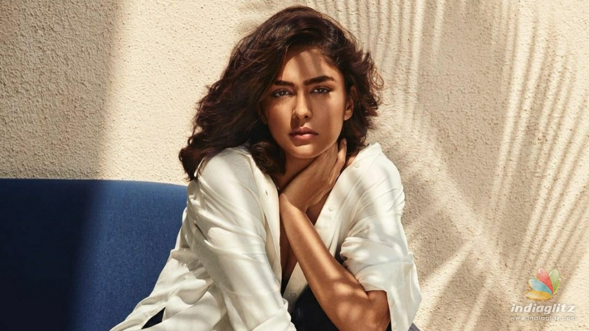 Heres how Mrunal Thakur is prepping for this war drama