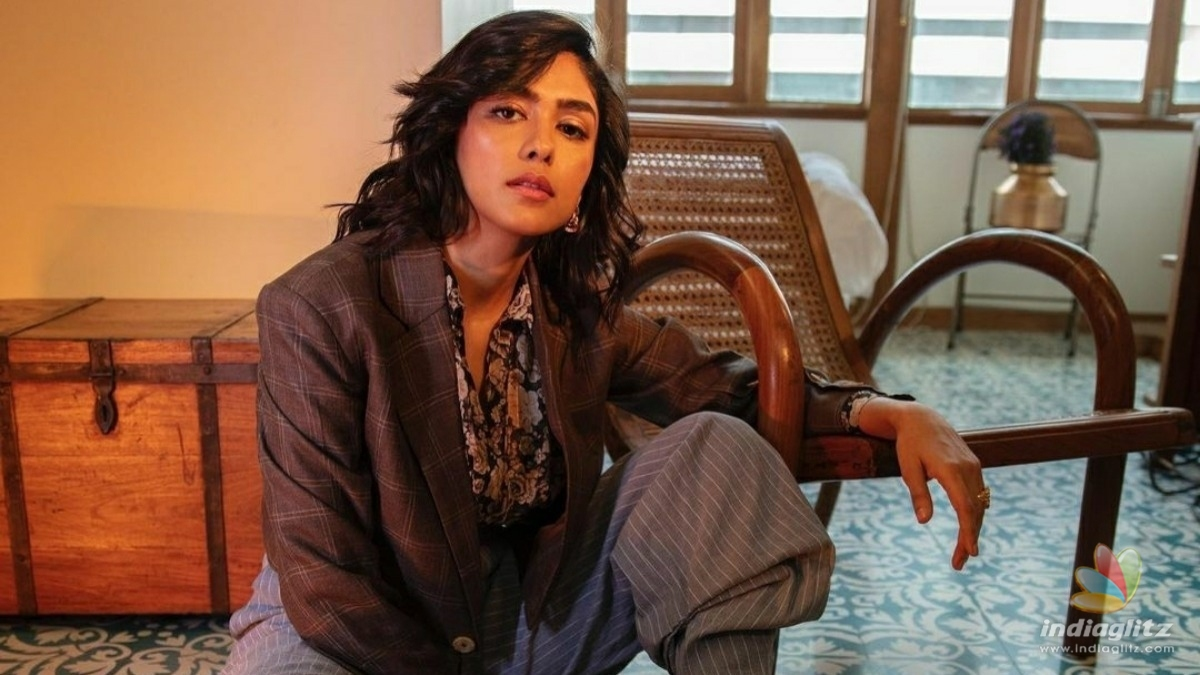 Mrunal Thakur takes inspiration from this movie character
