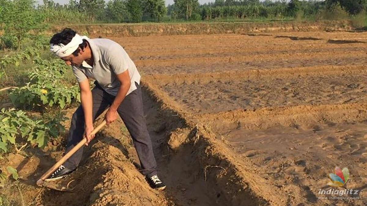 Nawazuddin Siddiqui takes up farming