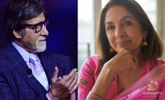 Neena Gupta is excited to be paired up with this superstar