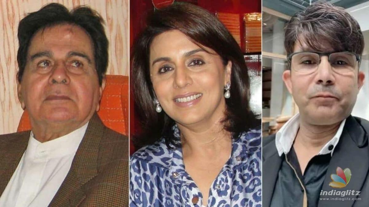 Neetu Kapoor becomes latest target of KRKs verbal attacks