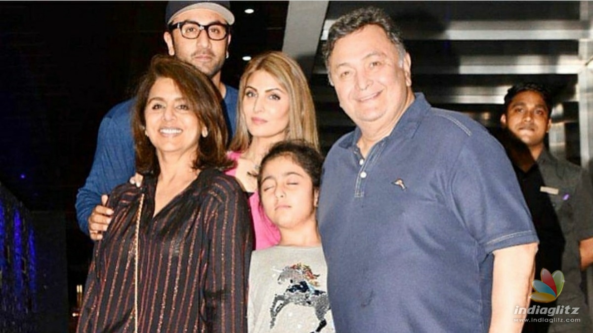 Neetu Kapoor shares why she doesnt live with her children
