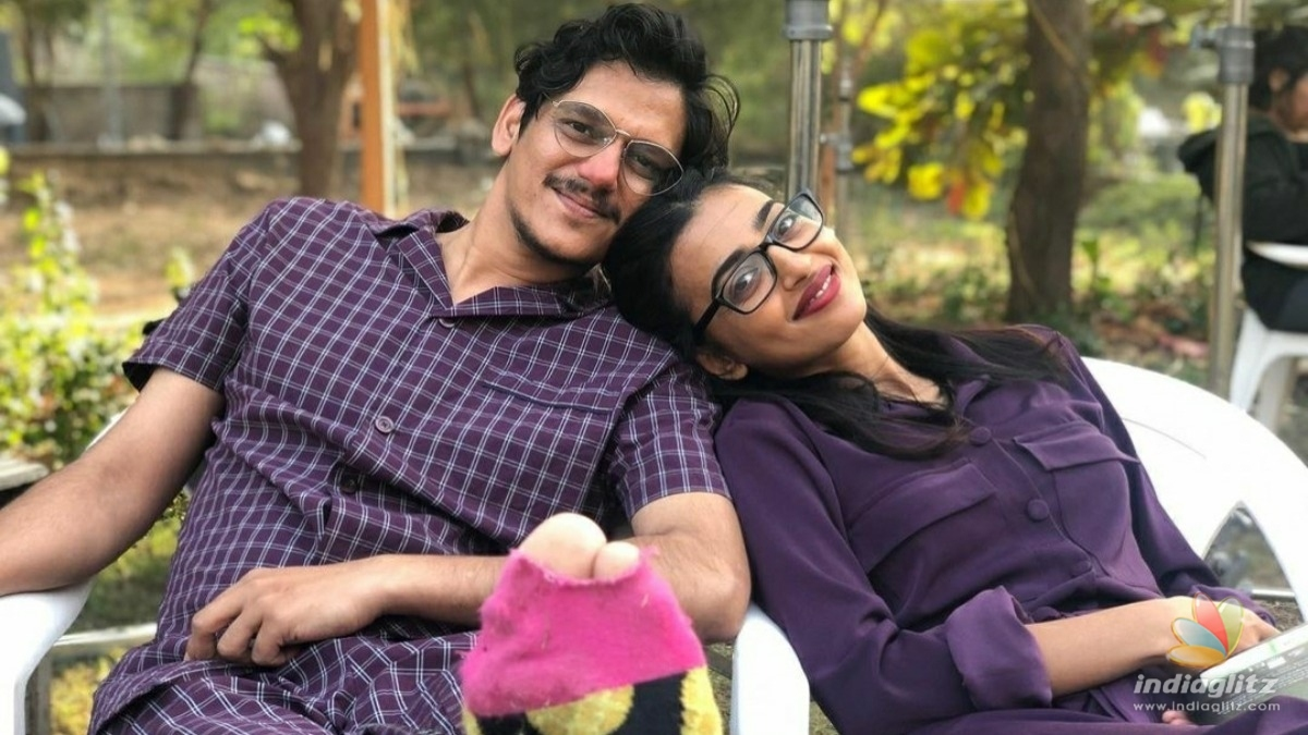 Heres how Vijay Varma shared his gratitude for the audience