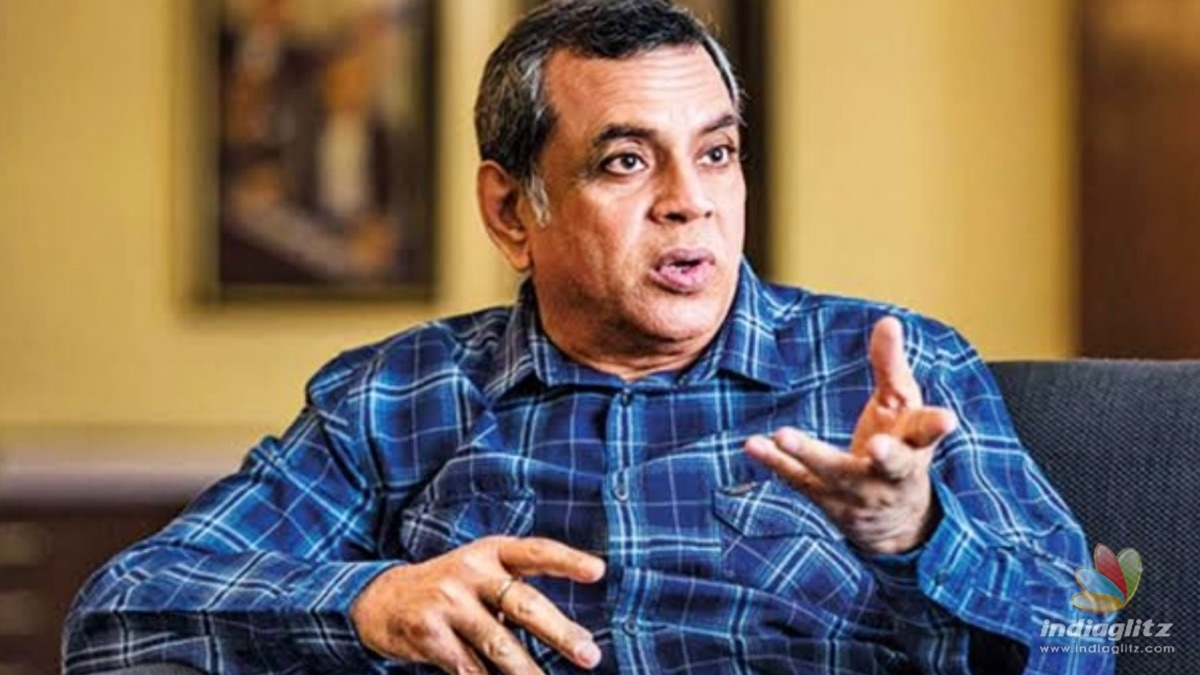 Paresh Rawal talks about plagiarism issue in Bollywood