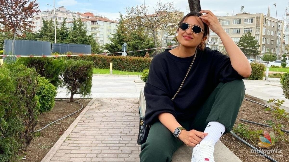 Parineeti Chopra talks about her latest achievement
