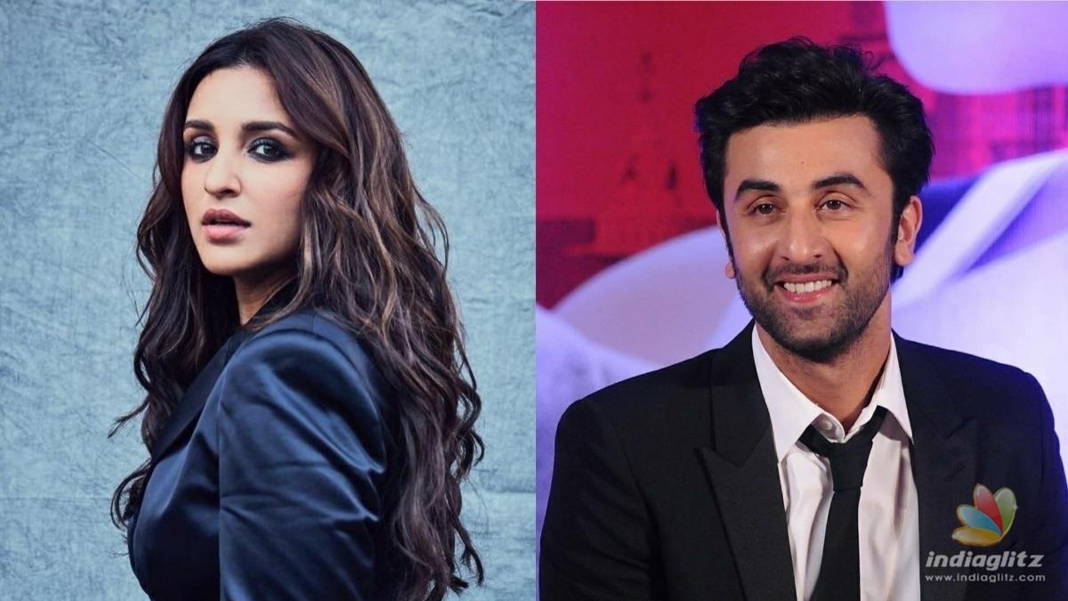Parineeti Chopra talks about sharing screen with Ranbir Kapoor