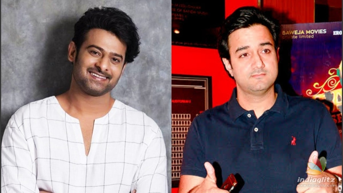 Prabhass to team up with this huge Bollywood director