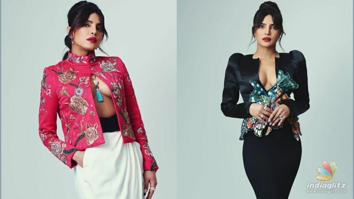 Priyanka Chopra stunned everyone with her red carpet looks