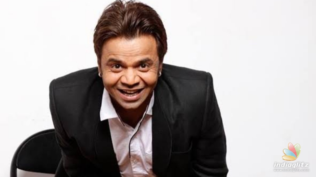 Rajpal Yadav recalls how he overcame financial crisis