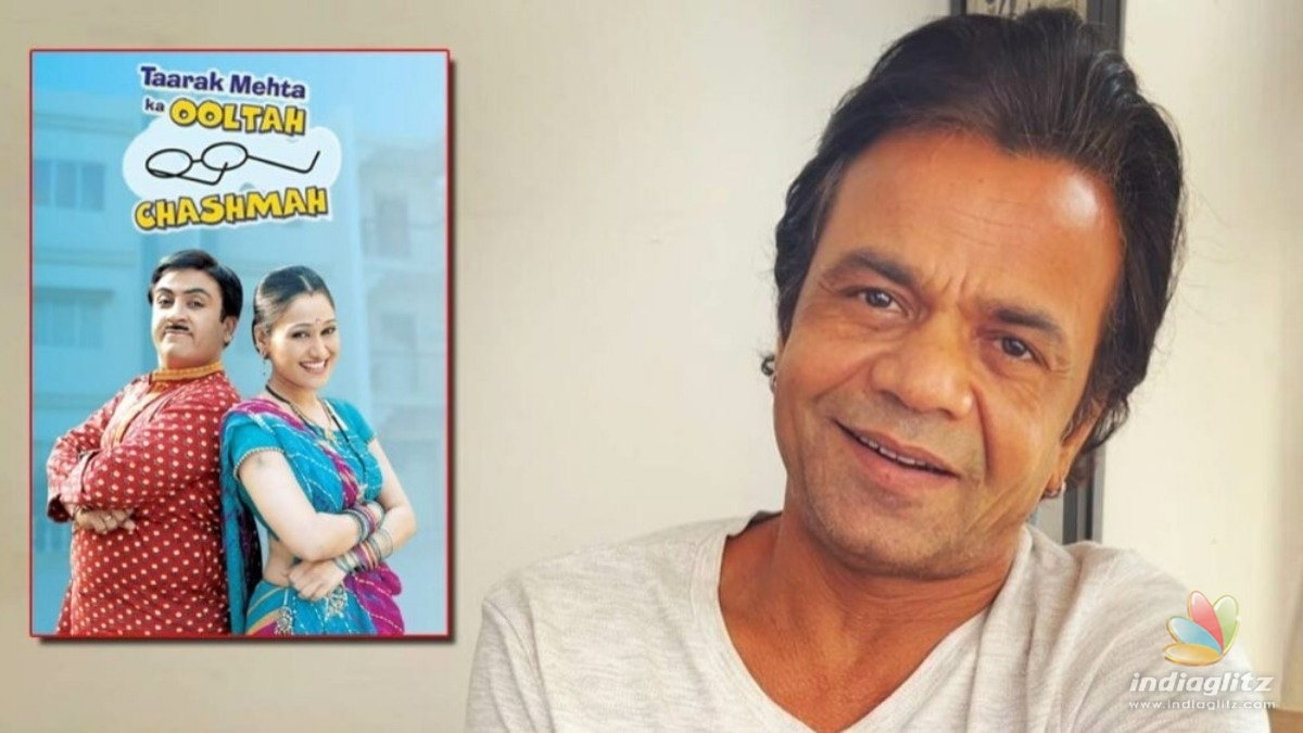 Rajpal Yadav talks about turning down the role of Jetha Lal