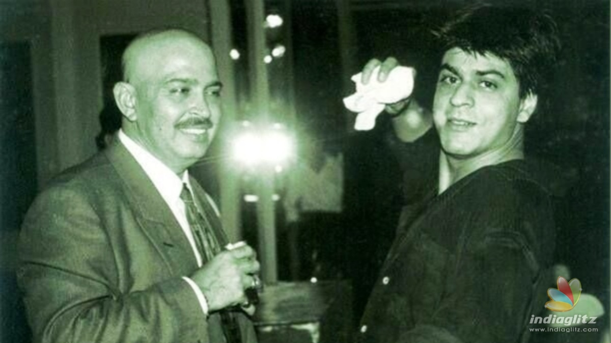 Heres why Rakesh Roshan stopped working with Shahrukh