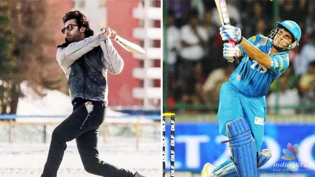 This actor might portray Sourav Ganguly in a biopic