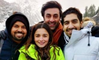 Rishi Kapoor's hilarious take on Ranbir and Ayan Mukerji's friendship