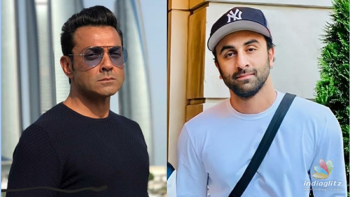 Heres what Bobby Deol thinks of Ranbir Kapoor