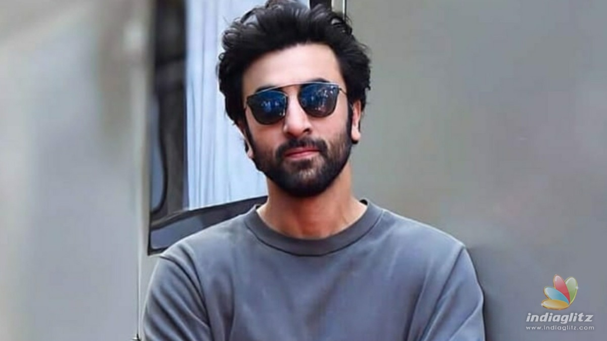Ranbir Kapoor is sad and messed up for this reason