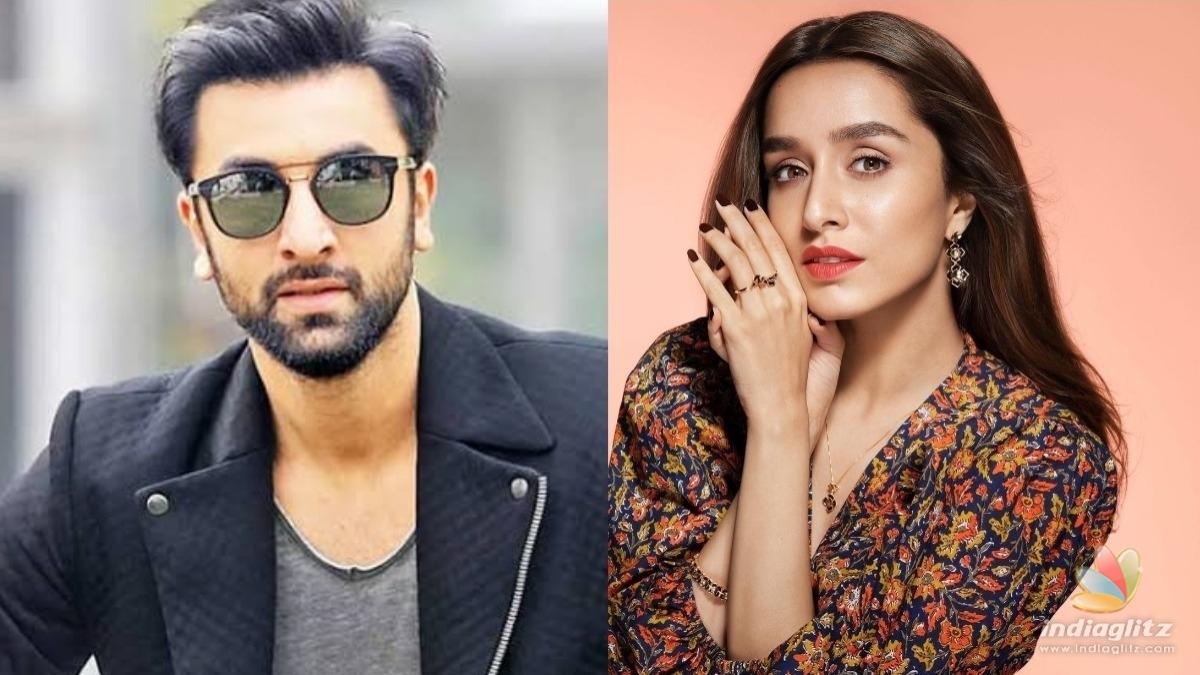 Fresh update on Ranbir Kapoor and Shraddha Kapoors upcoming film