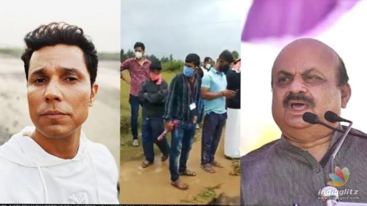 Randeep Hooda demands justice for heinous act against wildlife