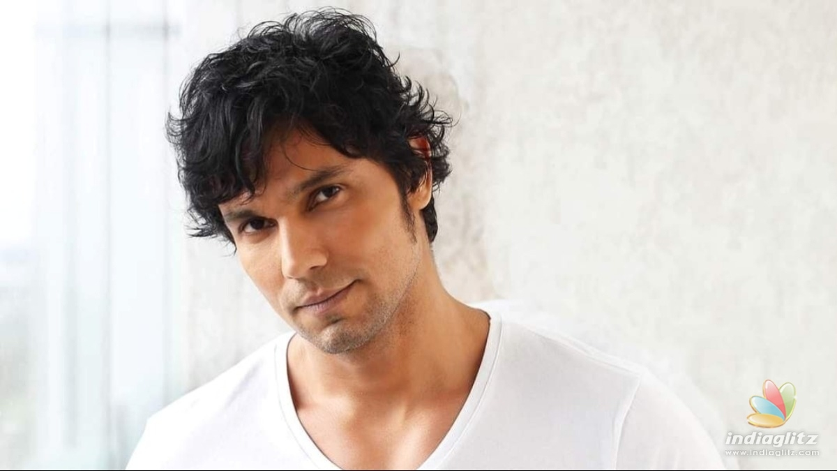 Randeep Hooda talks about what he achieved with Extraction