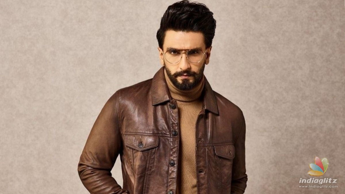 Ranveer Singh starts filming for this new project