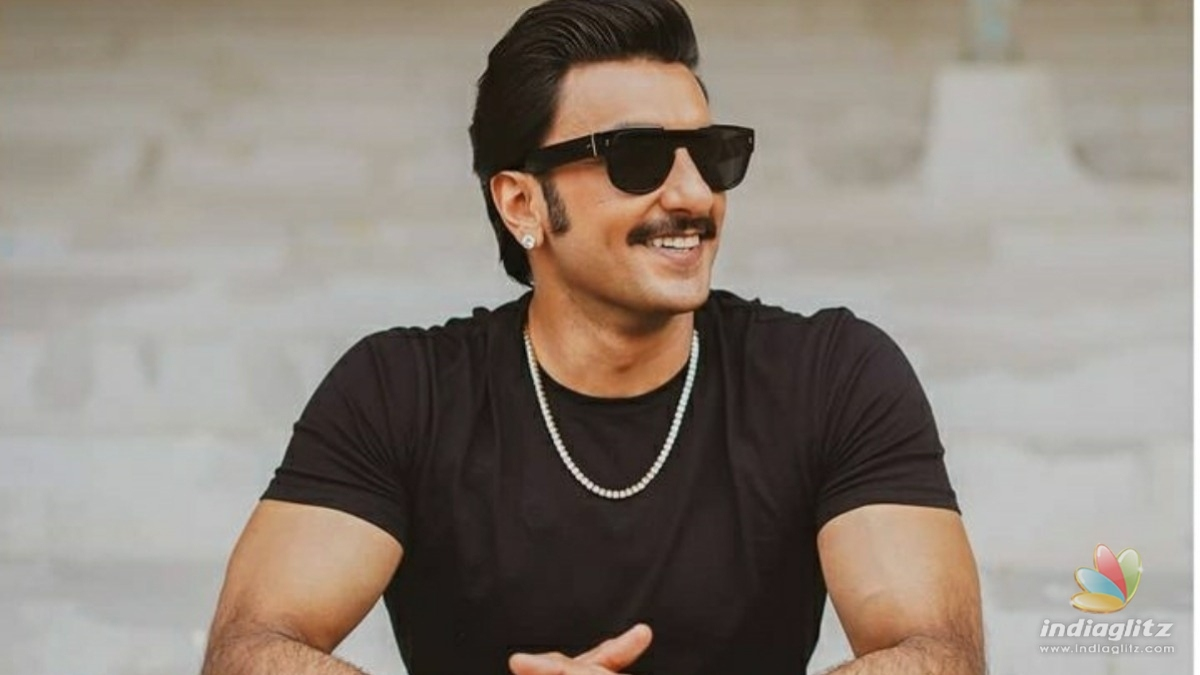 Ranveer Singh approached to play this mythological character
