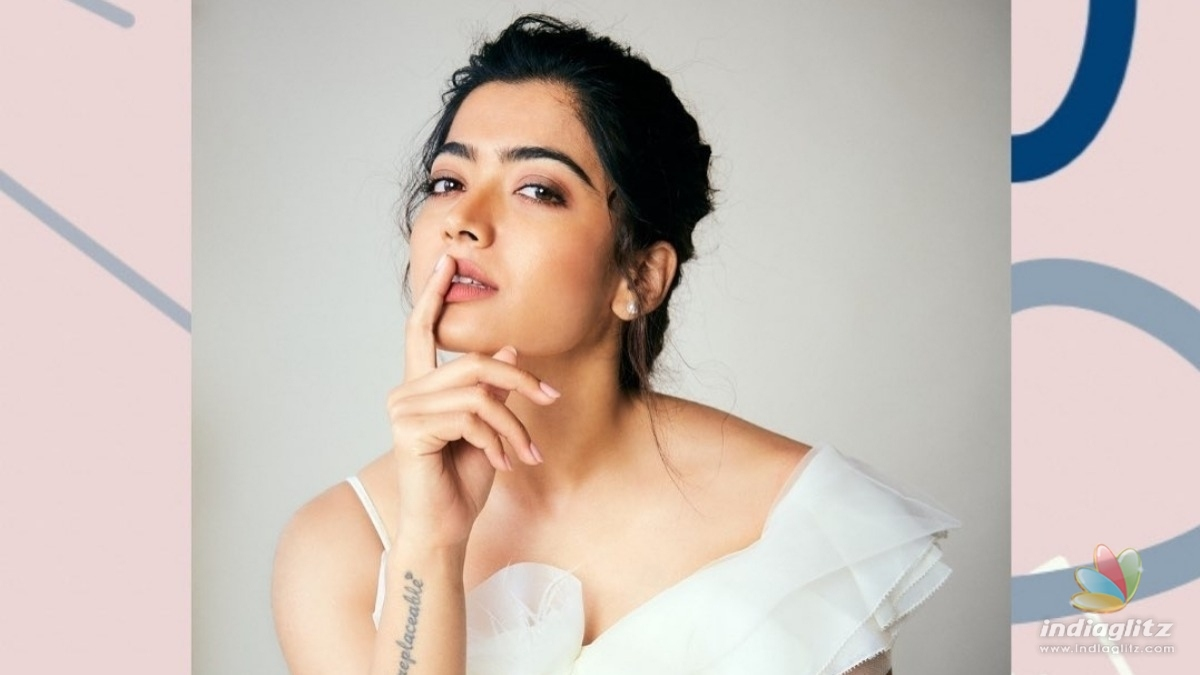 Rashmika Mandanna went against her parents to work in Bollywood