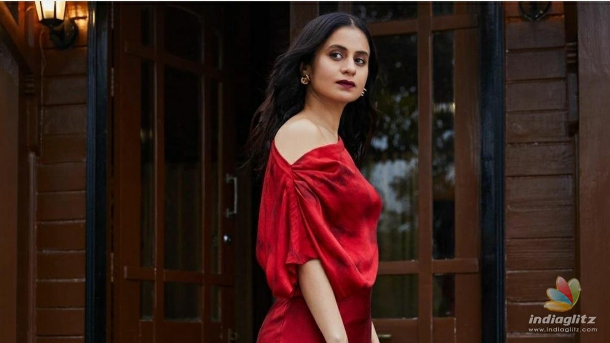 Rasika Dugal on working with Naseeruddin Shah