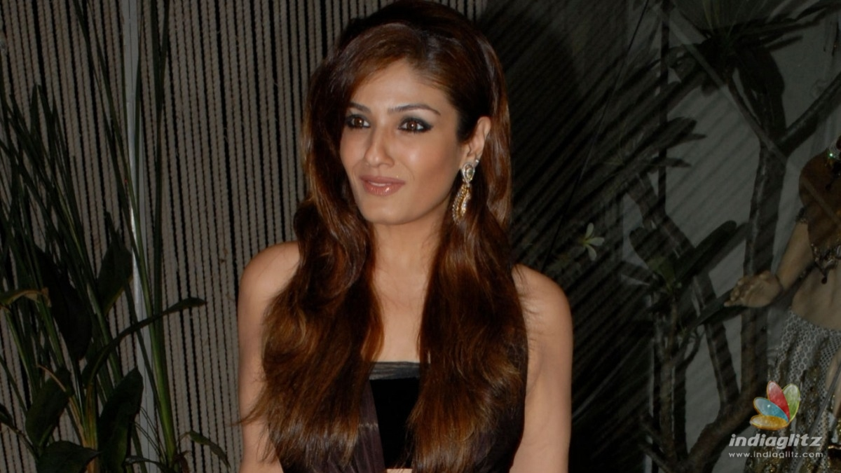 Raveena Tandon about being a Grandma at the age of 46