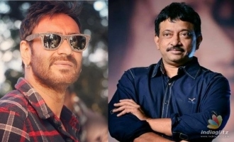 Here's why RGV doesn't want to work with Ajay Devgan