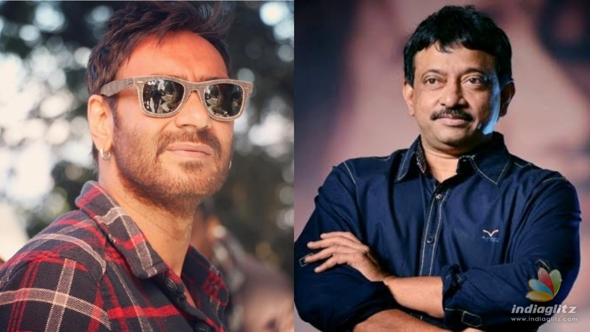 Heres why RGV doesnt want to work with Ajay Devgan