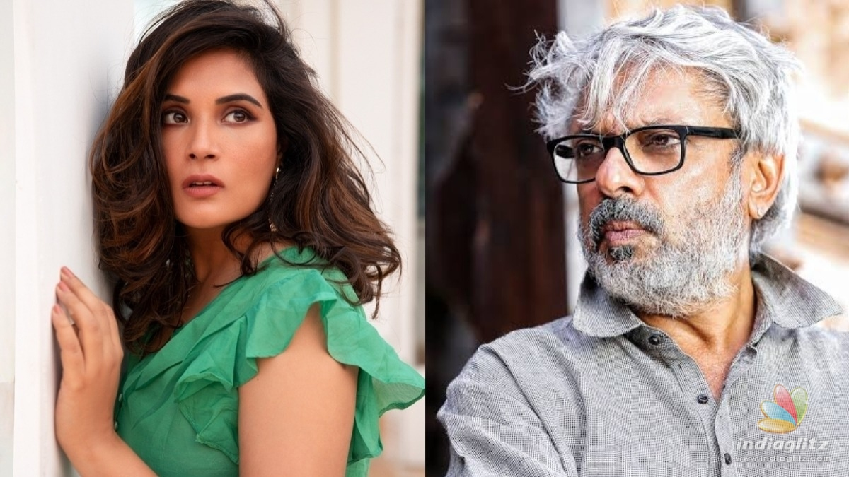 Richa Chadda might collaborate with Bhansali on this project