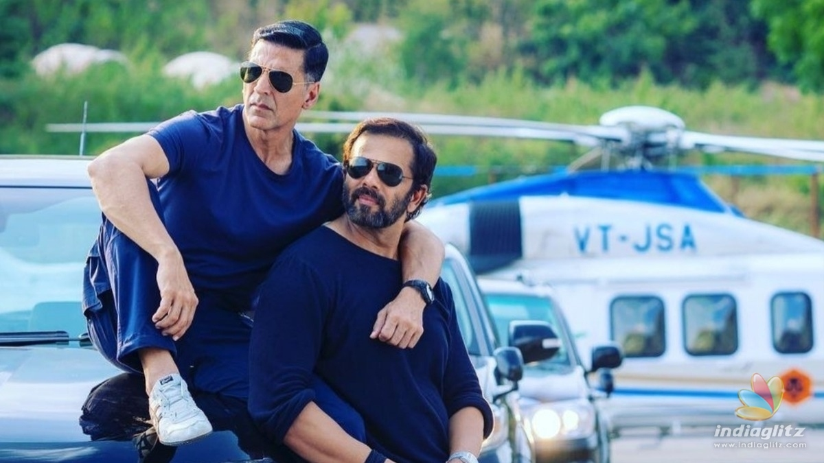 Rohit Shetty talks about potential release date of Sooryavanshi