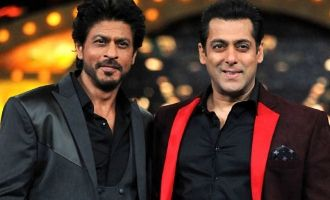 Shah Rukh Khan To Do This On Salman Khan's Wedding Day!