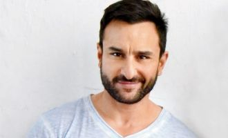 Saif Ali Khan Chilling With His Family Is The Pic Of The Day!